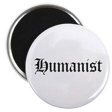 "Humanist 2.25"" Magnet (10 pack)"