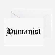 Humanist Greeting Card