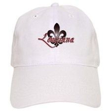 Louisiana Baseball Cap