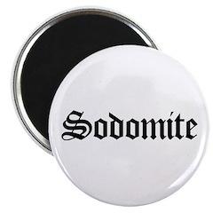 """Sodomite 2.25"""" Magnet (10 pack)"""