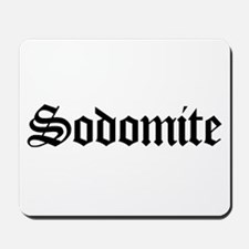 Sodomite Mousepad