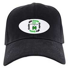 Stem Cells Saved Life Baseball Hat