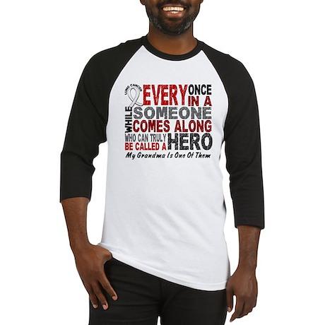 HERO Comes Along 1 Grandma LUNG CANCER Baseball Je