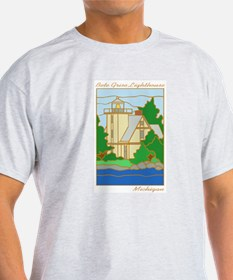 Bete Grise Lighthouse T-Shirt