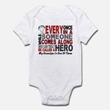 HERO Comes Along 1 Grandpa LUNG CANCER Infant Body