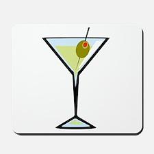 Dirty Martini Mousepad