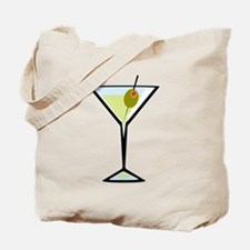 Dirty Martini Tote Bag