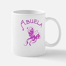 Abuela Butterfly Mug