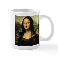 Mona Lisa Small Mug