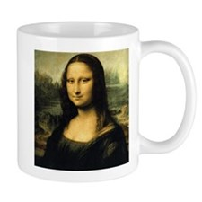 Mona Lisa Small Mug