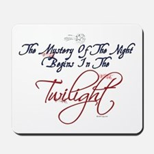 Twilight Mystery Of The Night Mousepad