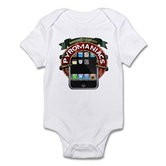 Mobile Widget Infant Bodysuit