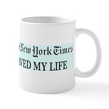 Save life Mug