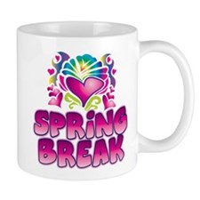 SPRING BREAK (TIE DYE) Mug