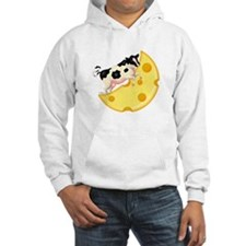 Cow Jumped Over the Cheese Mo Hoodie