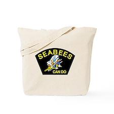 Unique Seabee Tote Bag