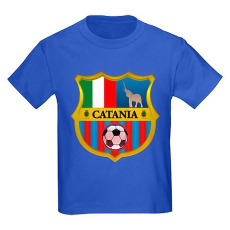 Catania Kids Dark T-Shirt