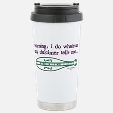 Mountain Dulcimers Travel Mug