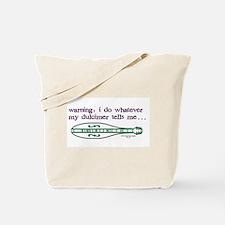 Mountain Dulcimers Tote Bag