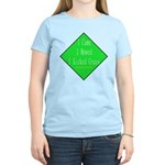 I Kicked Grass Women's Light T-Shirt