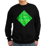 I Kicked Grass Sweatshirt (dark)