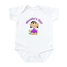 Abuela's Girl Infant Bodysuit
