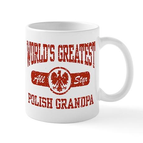 World's Greatest Polish Grandpa Mug