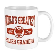 World's Greatest Polish Grandpa Mug
