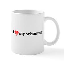 I Love My Whammy Mug