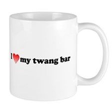 I Love My Twang Bar Mug