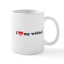 I Love My Wibbel Mug