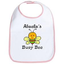 Abuela's Busy Bee Bib