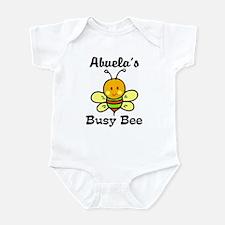 Abuela's Busy Bee Infant Bodysuit