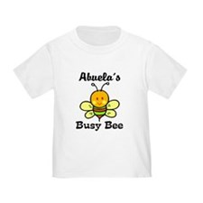 Abuela's Busy Bee T