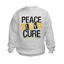 Childhood Cancer Cure Sweatshirt