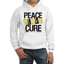 Childhood Cancer Cure Hoodie