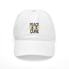 Childhood Cancer Cure Baseball Cap