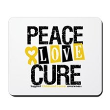 Childhood Cancer Cure Mousepad