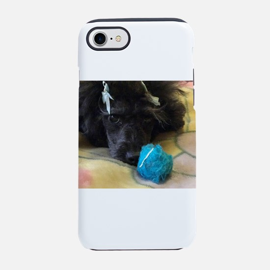 Let's play ball iPhone 7 Tough Case