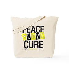Bladder Cancer Cure Tote Bag