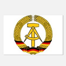 East Germany (1953-1959) Postcards (Package of 8)