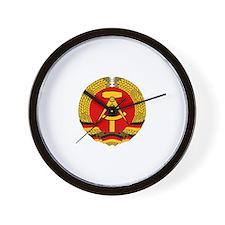 East Germany 1959-1990 Wall Clock