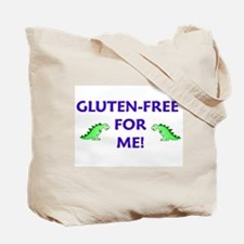 GLUTEN-FREE FOR ME! Tote Bag