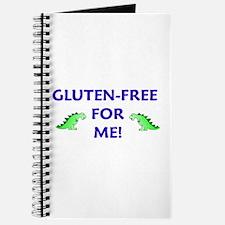 GLUTEN-FREE FOR ME! Journal
