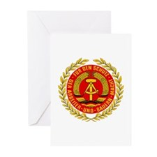 National People's Army Greeting Cards (Pk of 20)