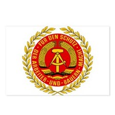 National People's Army Postcards (Package of 8)