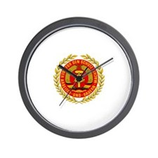 National People's Army Wall Clock
