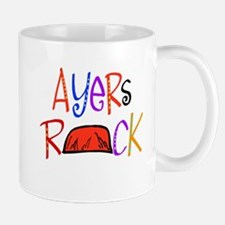 Ayers Rock boutique Mug