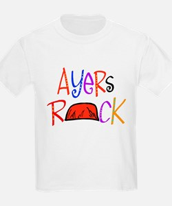 Ayers Rock boutique T-Shirt
