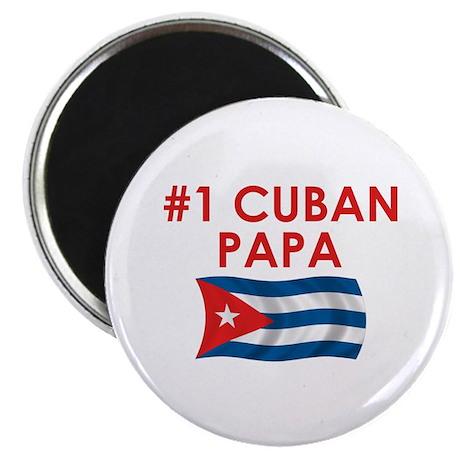 #1 Cuban Papa Magnet